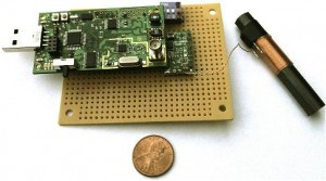 Batteryless Sensor Network Design – Sensorweb Research