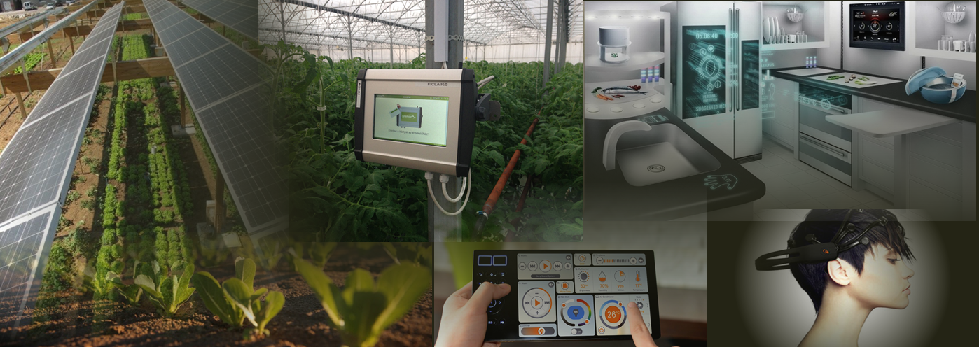 Smart Systems for Health and Food